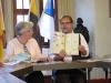 Rezension -- Zu Gast bei Luthers in Wittenberg -- Comic